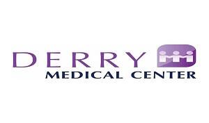 Cameron Thomas Voiceovers Derry Medical Center Logo